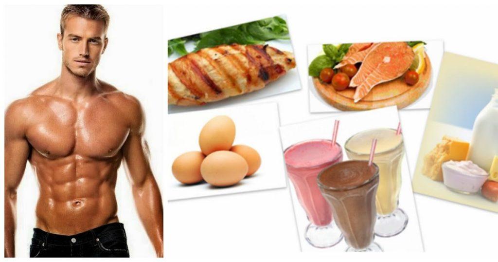 tập gym xong nên ăn gi