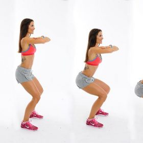 4 bài tập mông căng tròn