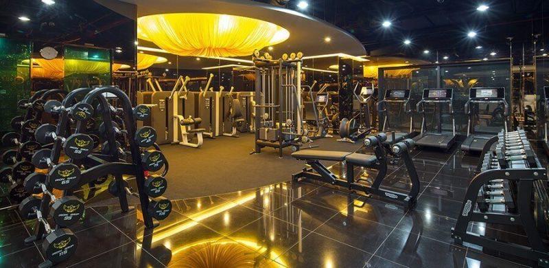 Doanh thu phòng tập gym