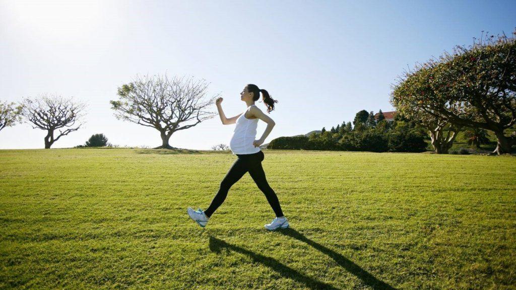 5 bài tập thể dục cho bà bầu luôn khỏe mạnh