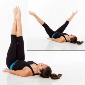 bài tập thể dục eo thon dáng đẹp