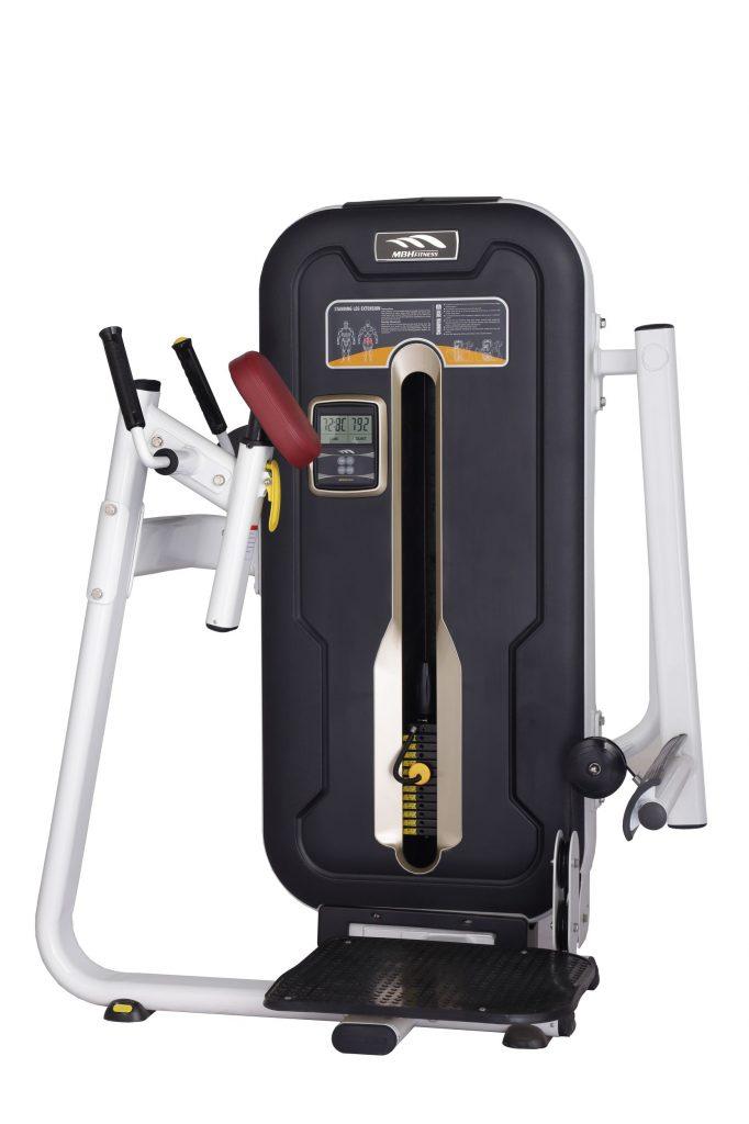 Máy đạp mông kick back MZM-016A