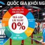 Hợp Tác Trả Góp Phòng Gym Trọn Gói Từ A – Z Lãi Suất 0%