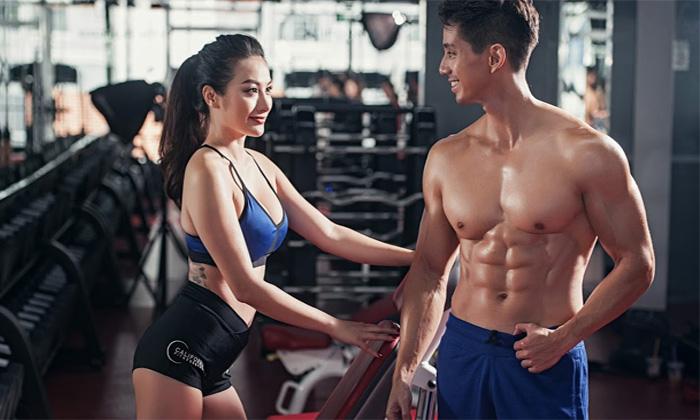 kinh nghiệm kinh doanh phòng gym