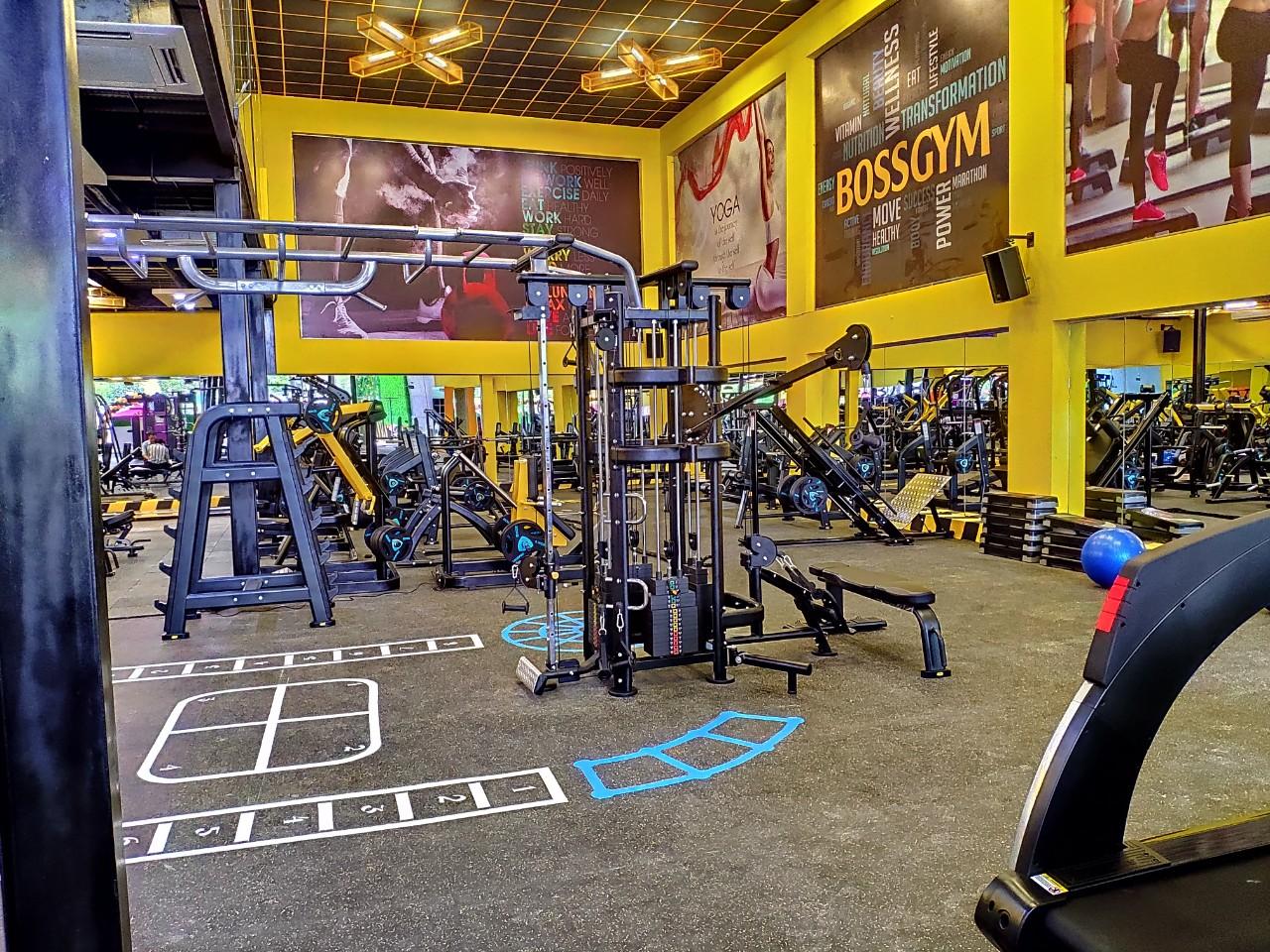 4 tiêu chí lựa chọn máy tập gym phù hợp cho phòng tập